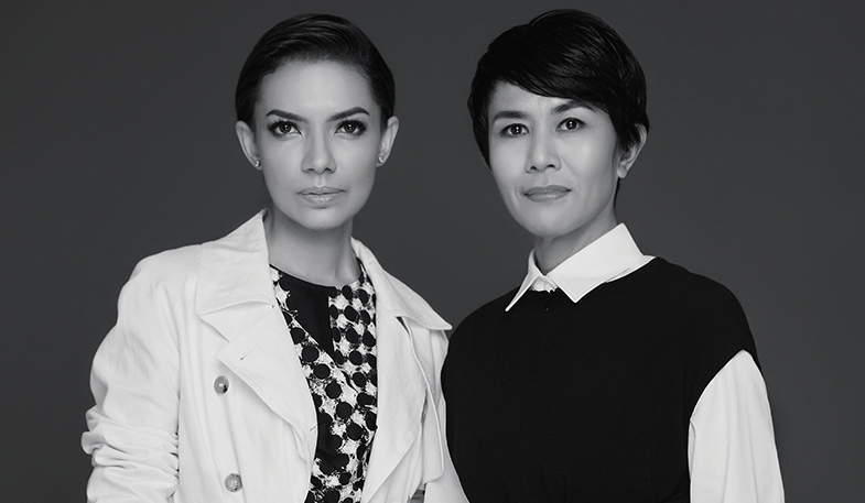 ELLE Indonesia Interview Najwa Shihab Desi Anwar