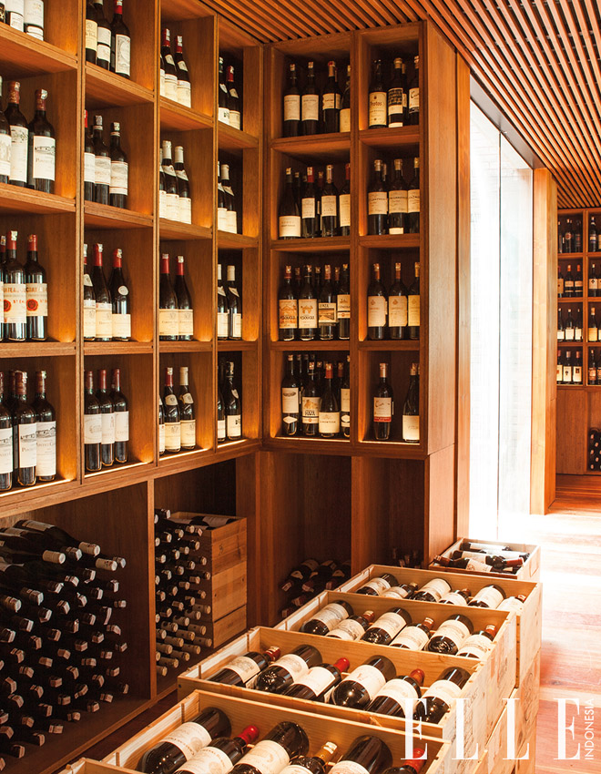 Cork & Screw Country Club review elle indonesia dining guide - wine options