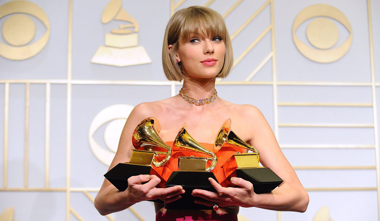 taylor swift grammy 2019