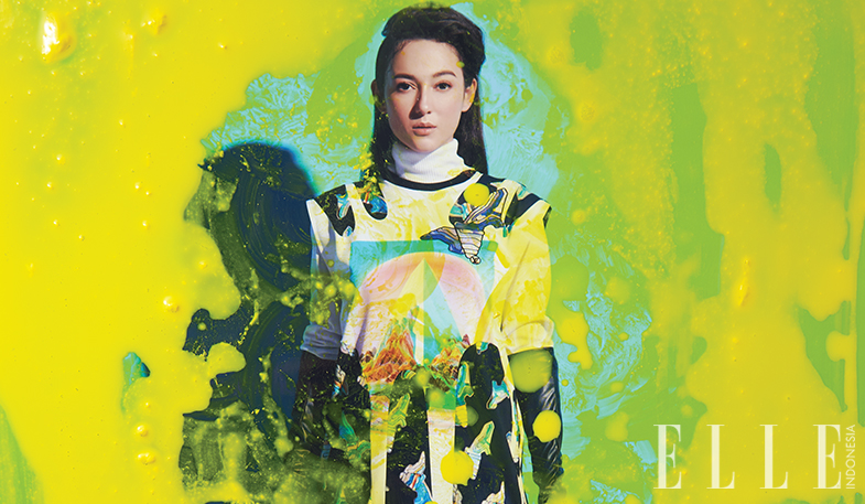 julie estelle interview elle indonesia may 2019