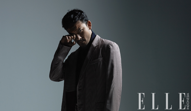 rio dewanto interview elle indonesia