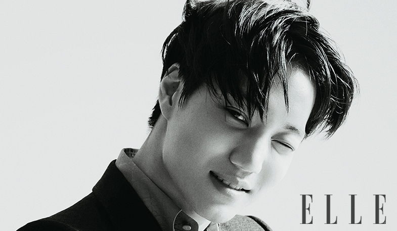 kai exo cover elle indonesia mei 2020 - photograpy HONG JANG HYUN style director KIM SEA JUNI fashion editor BANG HO KWANG features editor LEE MAA ROO - digital editor AYU NOVALIA