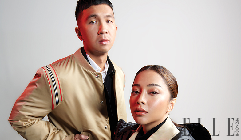 elle indonesia februari 2021 - nikita willy indra - photography IFAN HARTANTO styling ISMELYA MUNTU
